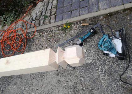 Fachwerksanierung / Denkmalpflege in Hildesheim und Hannover