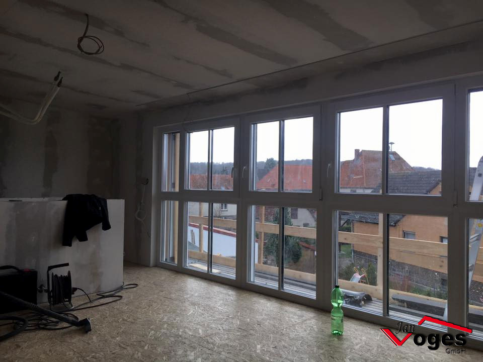 Dachbodenumbau / Wohntraum / Wohnraumerweiterung