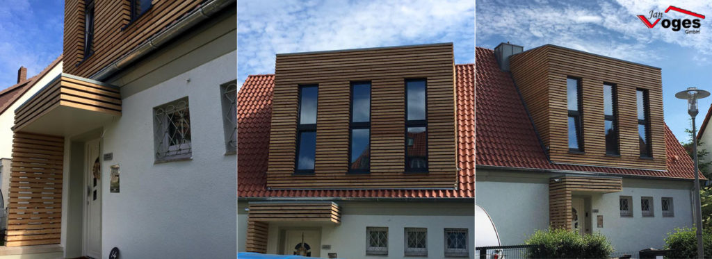 Holzrahmenbau - Aufstockung / Anbau / Wohnraumerweiterung