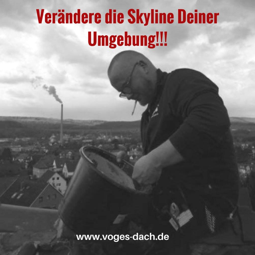Verändere die Skyline Deiner Umgebung!