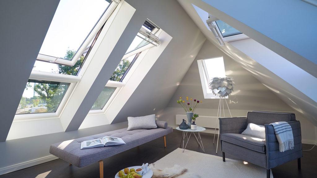 Dachbodenausbau Velux Elmshorn 0096