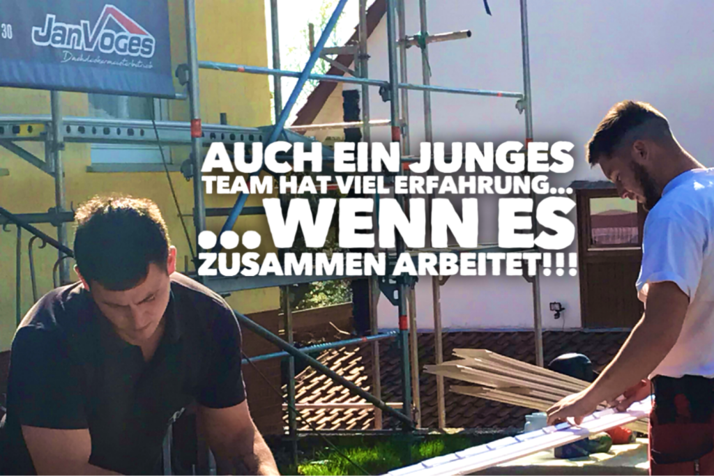 Job als Dachdecker Hildesheim Lamspringe Bad Salzdetfurth Bad Gandersheim Alfeld Gronau 1