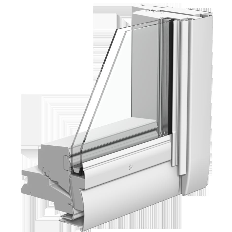 2 fach Verglasung Dachfenster
