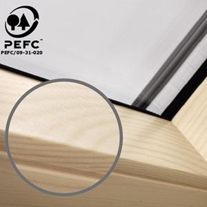 Velux Holz Dachfenster